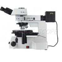 Buy cheap Iris Diaphragm Metallurgical Optical Microscope , Dark Field Microscopy PL100 / 22mm from Wholesalers