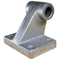 Buy cheap Sand Blasting Surface Precision Investment Castings 0.01 - 0.05mm Tolerance from wholesalers
