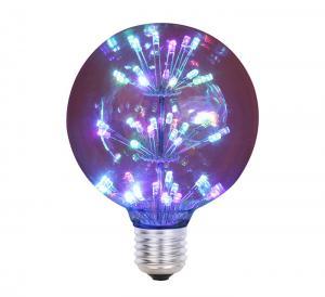 China Outdoor Wedding Decorative Starry Bulb 2300k E27 G95 Edison Bulb on sale