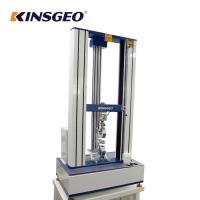 Wholesale Panasonic Servo Motor Tensile Strength Measuring Instrument for Rubber , plastic , nylon , leather from china suppliers