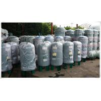 Wholesale Double Sided Welding Compressed Air Storage Tank Carbon Steel / Low Alloy Steel from china suppliers