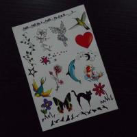 Wholesale Party Goodybags fake Tattoo from china suppliers
