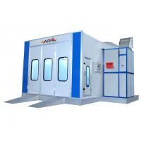 Quality Portable Down Draft Spray Booth Use Flame-Resistant Panel WD-902 for sale
