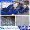 PET drinking bottle recycling machine/crushing washing drying line for sale