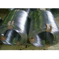 Wholesale 5.5mm High Tensile Electro Galvanized Wire Various Wire Diameter Anti Corrosion from china suppliers