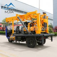 Wholesale XYC-200A Hydraulic Rotating Rock Core Machine Water Well Drilling Rig On Sale from china suppliers
