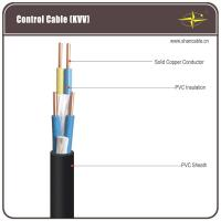 Wholesale Polyvinyl Chloride Insulated Polyvinyl Chloride Sheathed Copper Control Cable from china suppliers