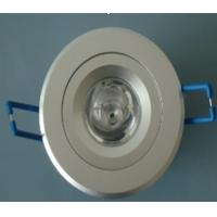 Wholesale High Power 1*3W 70mm 220V 6000K - 6500K Led Ceiling Lamp with CE & ROHS from china suppliers
