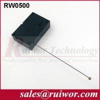 Wholesale Cuboid Shaped Anti Theft Retractable Security Tether For Product Positioning from china suppliers
