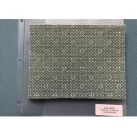 Wholesale 520 Gsm + 25gsm PP Jade Green Needle Punched Felt Non woven Anti - Bacteria from china suppliers