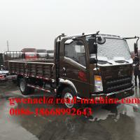 Wholesale Professional Euro II Cummins Engine Red Light Duty Box Truck from china suppliers