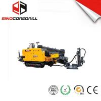 Wholesale Thrust-pullback force 180KN horizontal drilling drilling rig with 97KW power engine from china suppliers