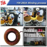 Wholesale YW- 260A toroidal transformer winding machine current transformer winding machine from china suppliers