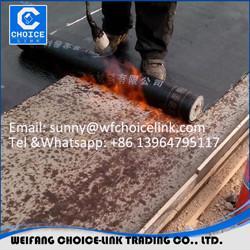 China SBS/APP Modified bitumen waterproof membrane underlayment on sale