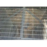 Wholesale Hot Dipped Galvanized Platform Steel Grating Low Carbon Steel Metal Grate Flooring from china suppliers