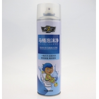 Wholesale Quick 600ml Home Toilet Cleaning Foam Spray from china suppliers