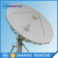 Buy cheap 7.3m ku band ring focus telecommunication vsat equipment antenna from wholesalers