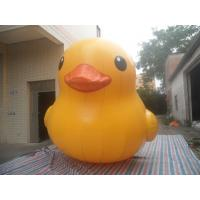 Wholesale Commercial Show Airtight Inflatable Duck Cartoon For Water Games EN14960 EN71 from china suppliers