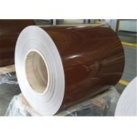 Wholesale Ceiling Reflective Color Coated Aluminium Coil 5052 H32 Coating Resistant from china suppliers