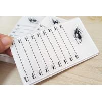 Buy cheap Acrylic Lash Extension Plate from wholesalers