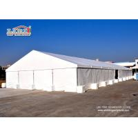 White PVC Waterproof 20x30m Luxury Out Door Big Wedding Tents for sale