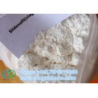 Wholesale Purity 99% Sildenafil Citrate Powder Viagra Pills Ingredients Chemical from china suppliers