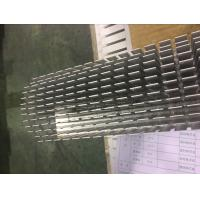Wholesale 2 Meters Five Axis CNC Milling Aluminum Heat Sink Profiles for Colling System from china suppliers