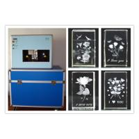 Wholesale Cost - Effective 3D Laser Engraving Machine 1 Galvo / Y / Z Motion Controlled from china suppliers