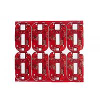 Buy cheap 2L Board PCB Audio PCB Circuit Board Printing , Customized PCB Assemblers from wholesalers