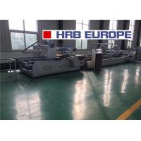 Wholesale HRB-2400 2600 2800 Folder And Gluer Machine For Corrugated Cardboards from china suppliers