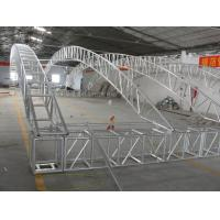 Buy cheap Professional Aluminum Stage Lighting Modular Truss System Long Span Spigot Type from wholesalers