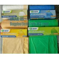 Wholesale Bag On A Roll, corn bags, Compostable, D2W, EPI, Biodegradable, degradable, EN13432 from china suppliers