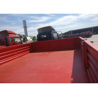 Buy cheap 2 Axles Sinotruk Howo Cargo Truck , Professional 4x2 Light And Medium Duty from wholesalers
