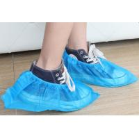 Wholesale Disposable Non Woven Shoe Cover Blue Color For Medical Dental Cleanroom from china suppliers