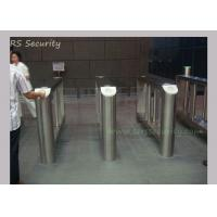 Quality High Intelligent Automatic Swing Barrier Gate Bi-Directional Pedestrian for sale