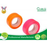 Quality Colored Color Coded Tape , Water Resistant Washi Masking Tape For Gift Packing for sale
