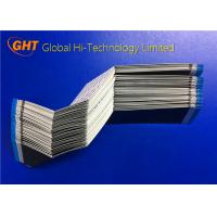 Wholesale Custom 0.5mm Pitch Flexible LVDS FFC Cable 51 Pin For LCD Displays from china suppliers