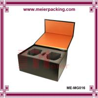 Wholesale Cup box, Double cups paper box, rigid magnetic box to protect cups ME-MG016 from china suppliers