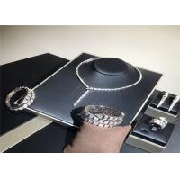 Wholesale 18KT White Gold  Serpenti Bracelet / Necklace / Ring / Earrings Diamond Paved from china suppliers