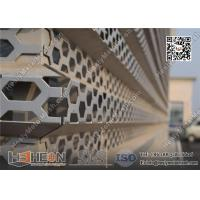 Wholesale Perforated Metal Mesh Facades from china suppliers