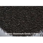China Artificial Corundum Brown Fused Alumina for sale