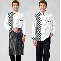 Wholesale 2012 Fashion Chef Uniform (No. 2) from china suppliers