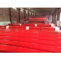 China Painted Pipe hermal Insulation Pipe factory for sale