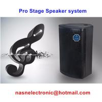China Best waterproof pro stage sound system All-in-one Speaker no need monitor speaker to reduce cost for sale