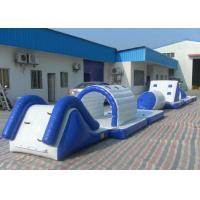 Wholesale Eco Friendly Inflatable Water Toys Tear Resistant Bouncy Obstacle Course from china suppliers