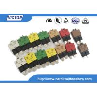 Wholesale Automatic / Manual reset circuit breaker Metal Body 20Amp 28V DC from china suppliers