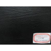 Glitter Pattern Garment Leather Fabric Cotton Backing with Abrasion-Resistant