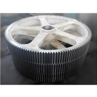 Buy cheap ANSI standard transmission bevel gear / big bevel gears from wholesalers