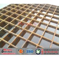 Wholesale Press locked Steel Bar Grating from china suppliers