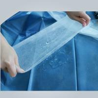 Wholesale Hydrophilic Non Woven Polypropylene Fabric Roll In Medical Bed Sheet , Good Strength from china suppliers